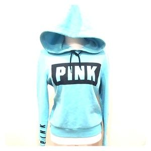 VS PINK ▪️Drawstring Hooded Sweatshirt - SZ M